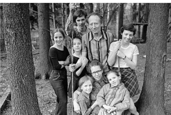 Семейство Никитиных