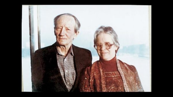 Борис и Елена Никитины
