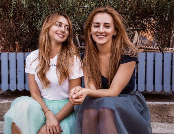 Анжелика и Кристина Каширины