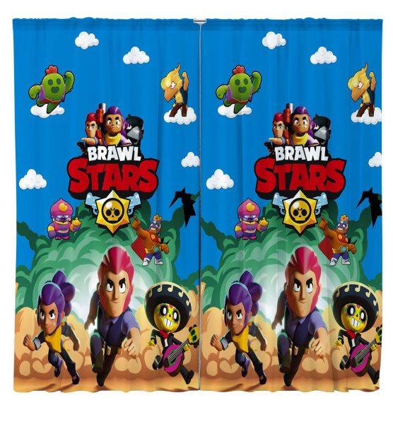 Персонажи игры Brawl Stars