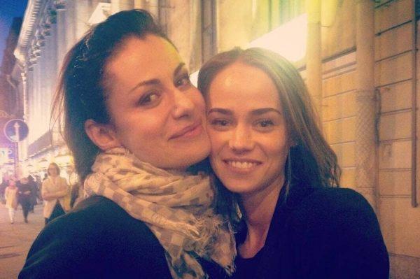 Екатерина и Анна Ковальчук