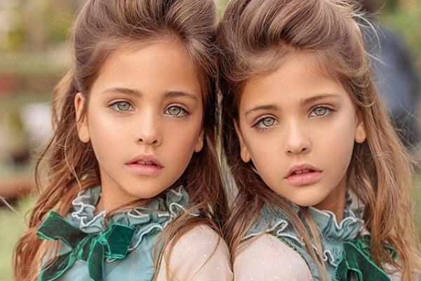Ава Мария и Лиа Роуз