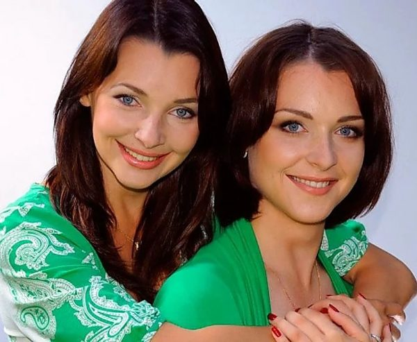 Наталья и Светлана Антоновы