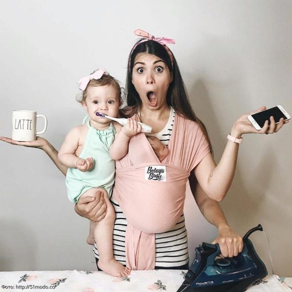 Универсальная мамочка