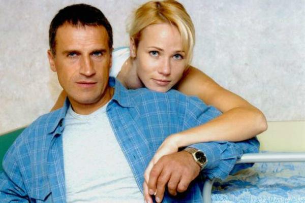 Александр Дедюшко с женой