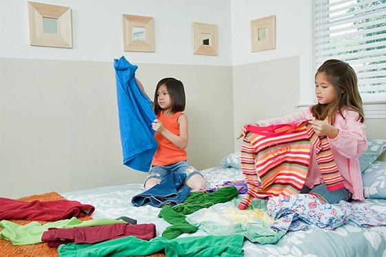Бардак в комнате ребенка - почему и что с этим делать