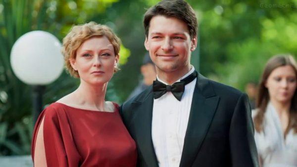 Мария Леонова и Даниил Страхов