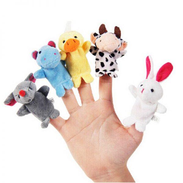 пальчиковые игрушки