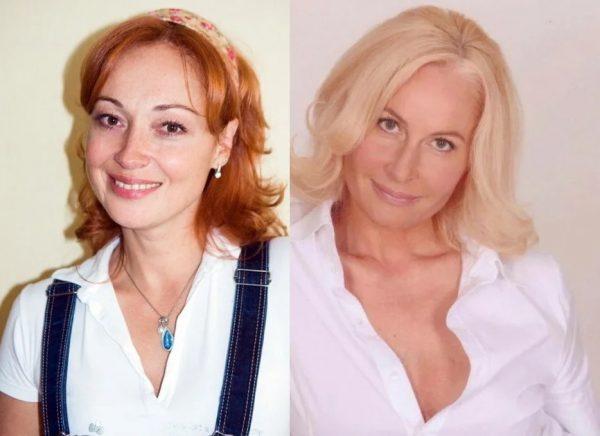 Виктория Тарасова и МаринаКуделинская