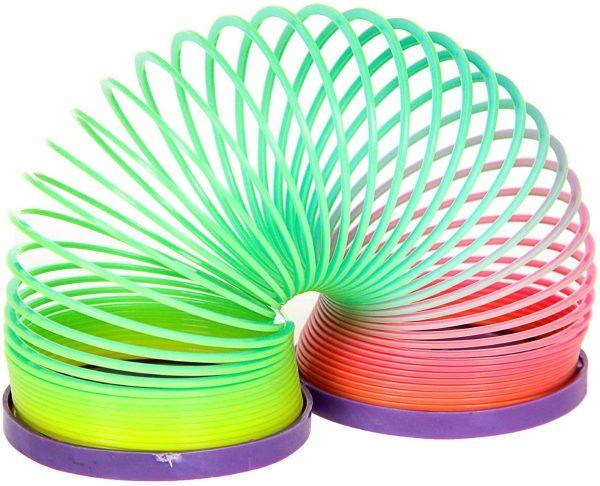 спиралька радуга