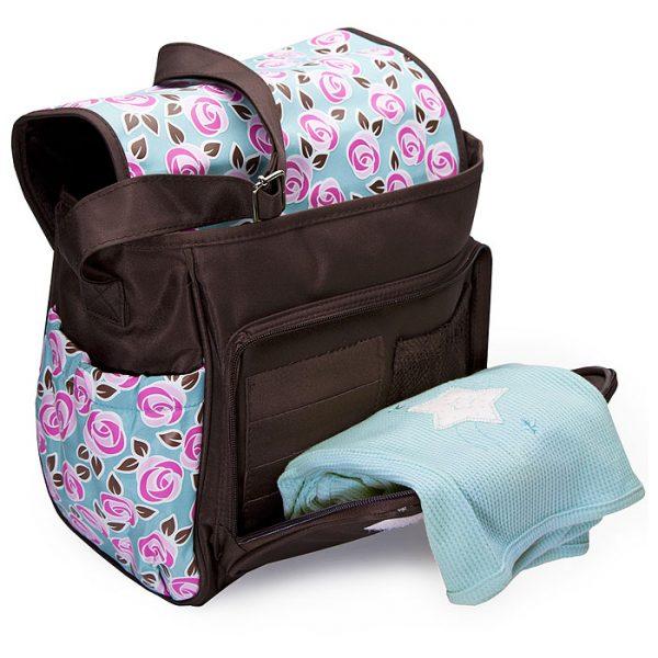 сумка с пеленальником