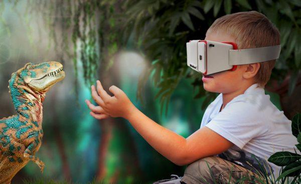 очки виртуальной реальности для детей