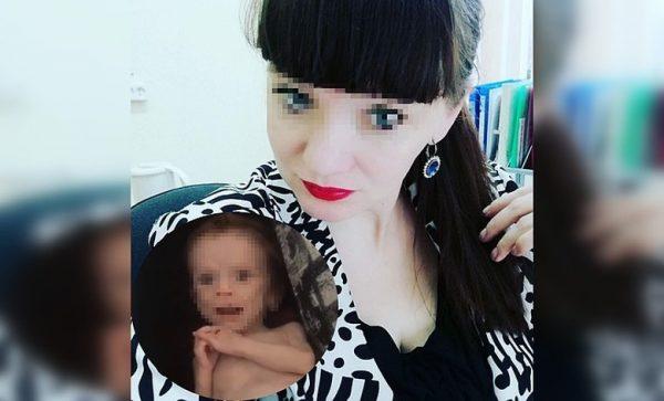Юлия продержала дочь в шкафу полгода
