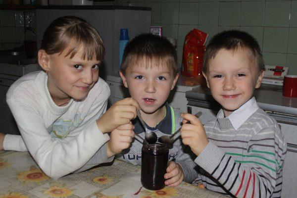 Дети Романа Антишина