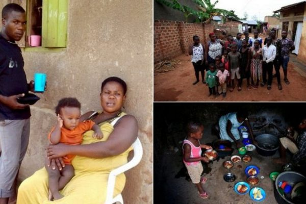 Мариам и дети