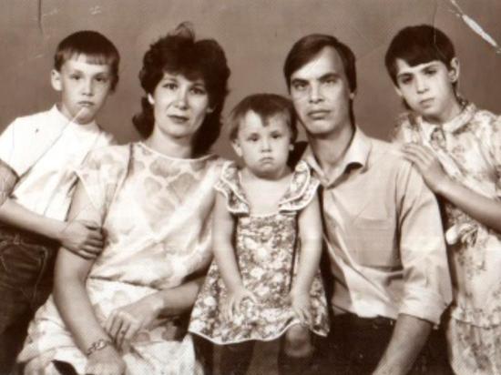 Семья пропавшего без вести