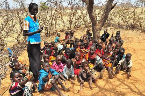 На этих фото вся жизнь африканских детей