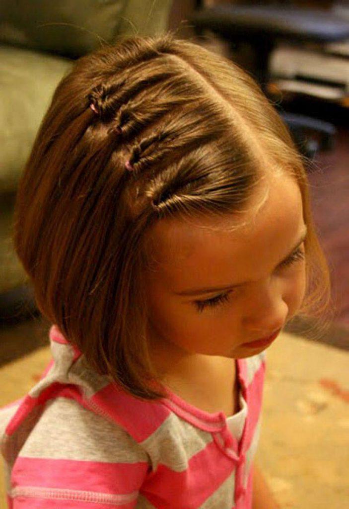 20 простых и очень красивых причесок для девочек на каждый день, которые можно сделать за 5-7 минут