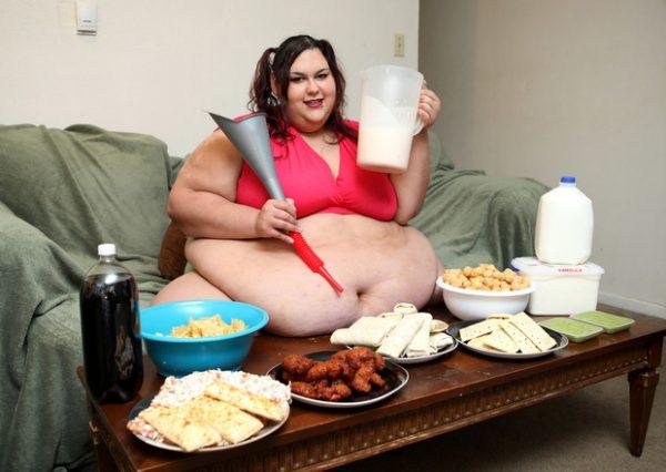 Самая толстая женщина в мире
