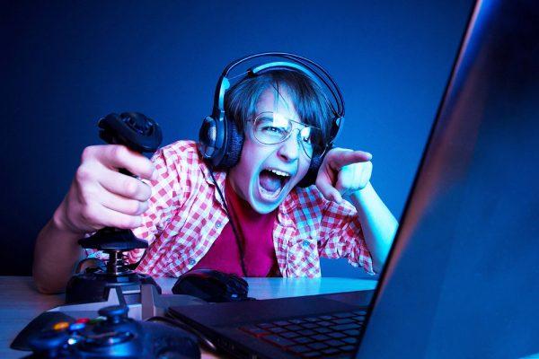 Подростки и компьютерные игры