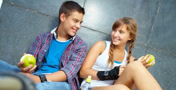 Уверенные подростки