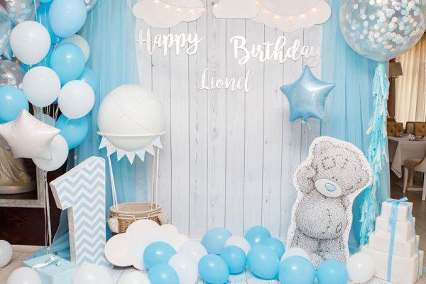 Фотозона для детского дня рождения