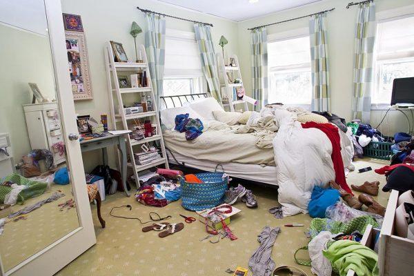 Как привлечь ребёнка к уборке его спальни и всего дома