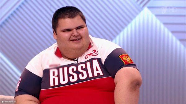 В 21 год ушел из жизни самый крупный ребенок в России Джамбулат Хатохов