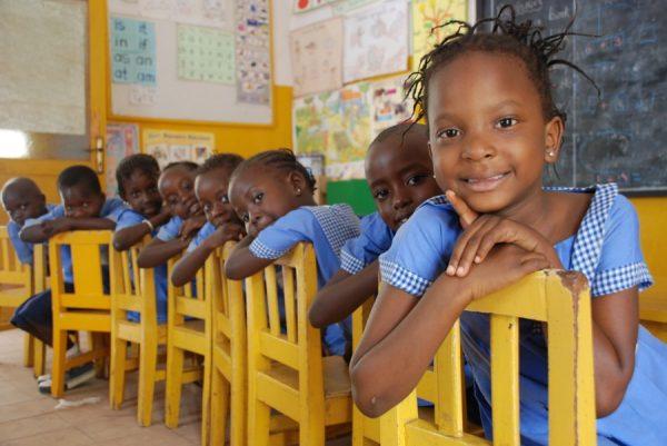 Школа Африки