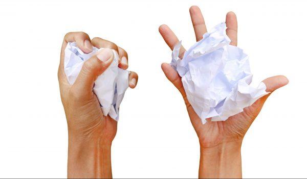 порви бумагу