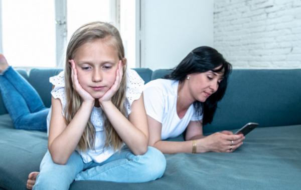 Игнорирование детей