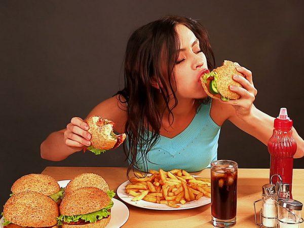 Пищевые зависимости