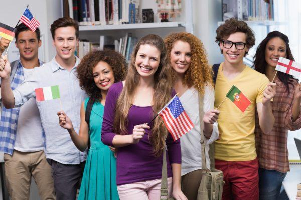 Иностранные студенты в США