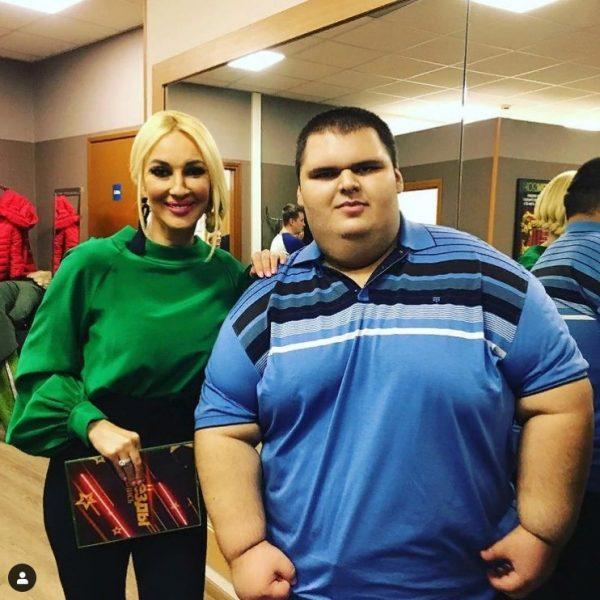Джамбулат Хатохов и Лера Кудрявцева