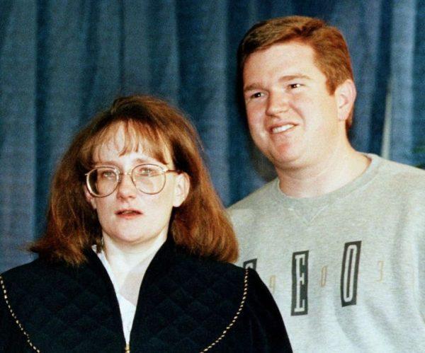 Супруги Маккоуи