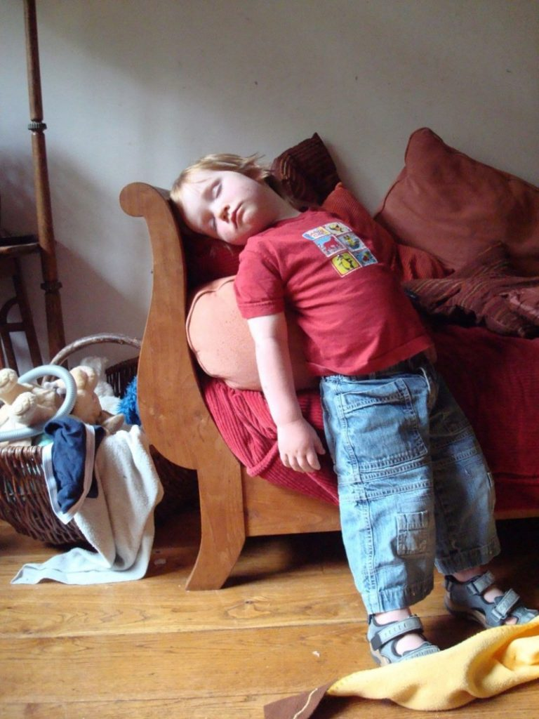 18 забавных фото о детях, с которым жить весело, но иногда страшновато