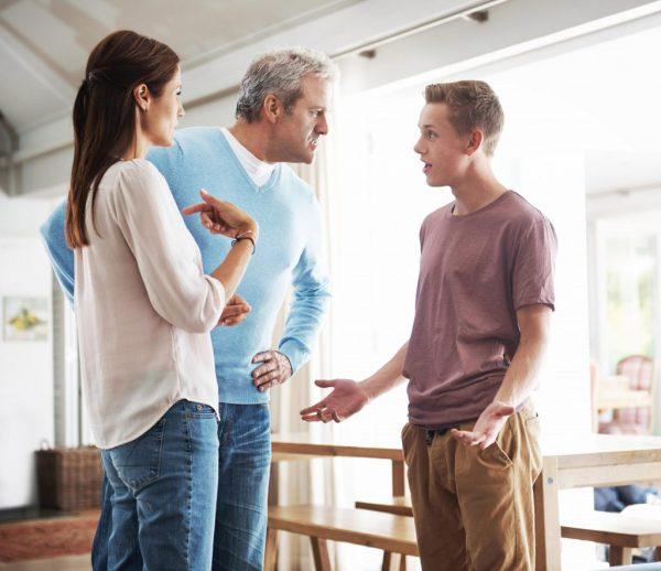 Конфликты с родственниками