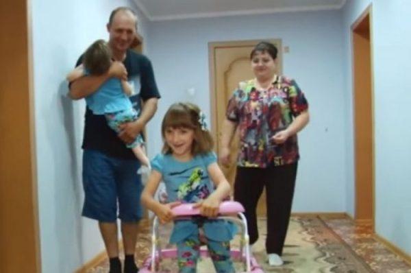 Семья Ячневых