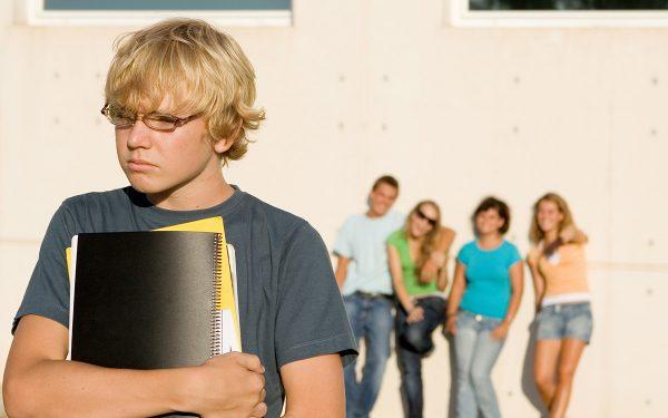 Закомплексованный подросток