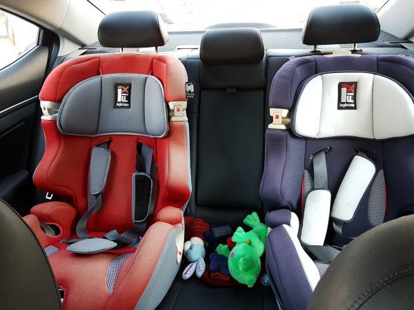 Кресла для двоих детей