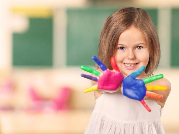 Как развить в детях творческие способности
