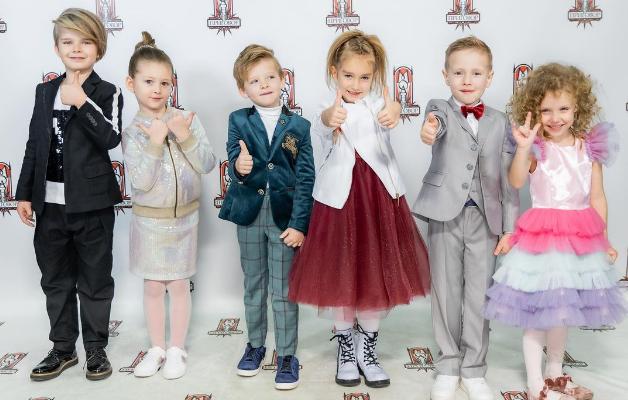 Детская школа моделей