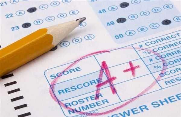 Система оценок в США