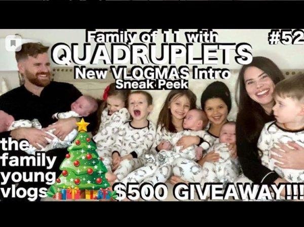 Счастливая семья Ягг