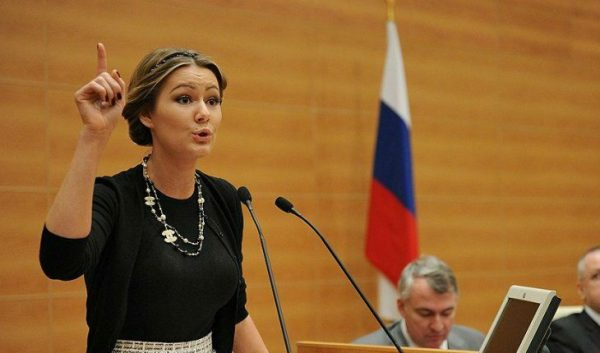 Депутат Мария Кожевникова