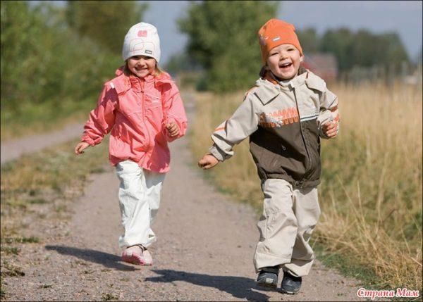 Активные дети. Фото stranamam.ru