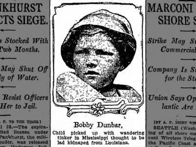 Объявления о поиске Бобби. Фото pikabu.ru