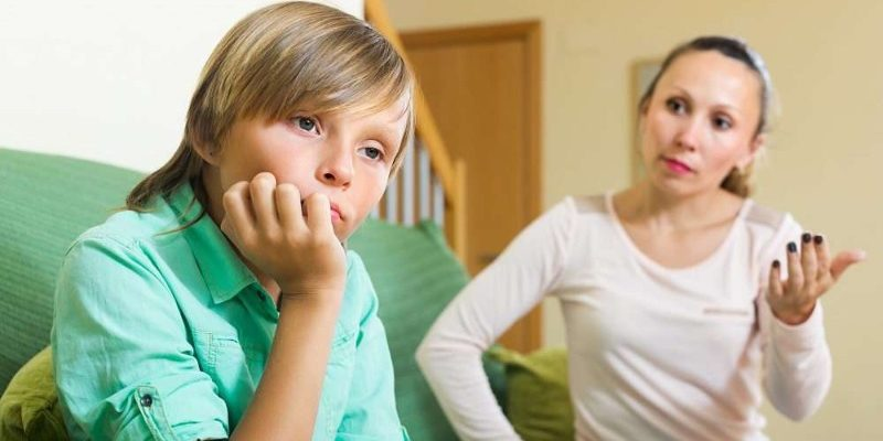 Инфантильный ребенок. Фото smartum.com.ua