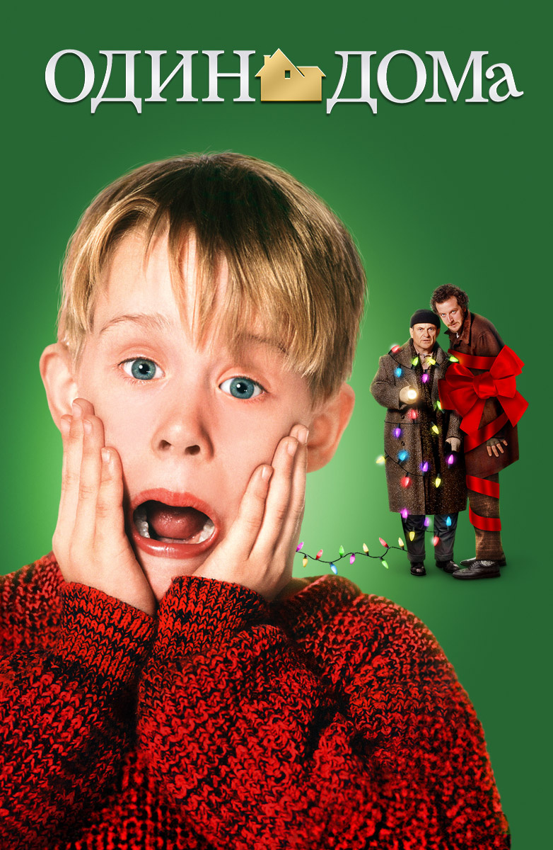 Boy home alone