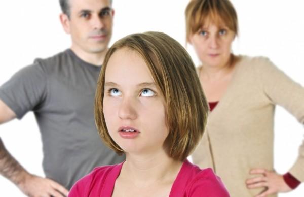 Проблемы с подростками